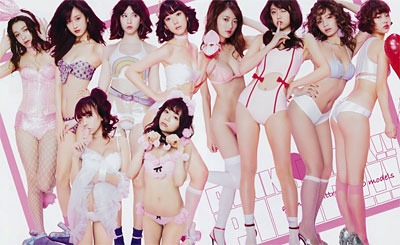 CanCamやLARMEなどファッション誌トップモデル達のビキニ祭りがAKB土下座するレベルwwwwwwwwwwww