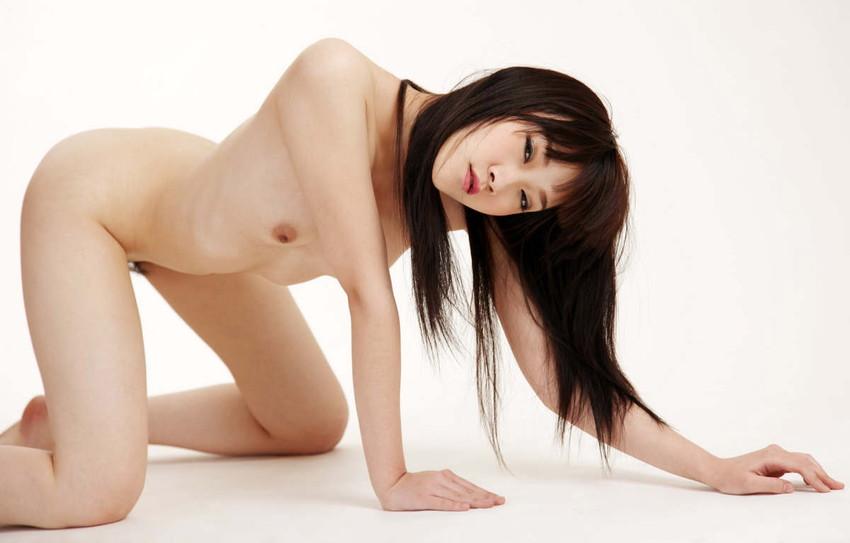 【中国人ヌードエロ画像】日本人に近いアジア人種だけあって違和感の無い中国人ヌード! 05