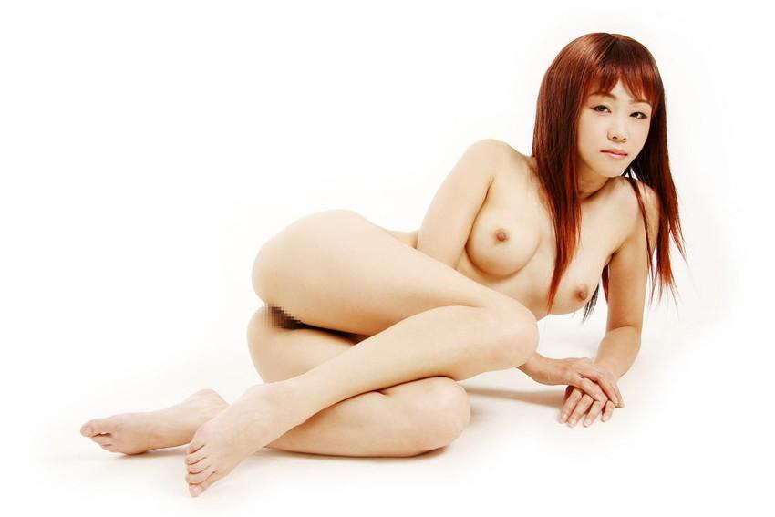 【中国人ヌードエロ画像】日本人に近いアジア人種だけあって違和感の無い中国人ヌード! 06