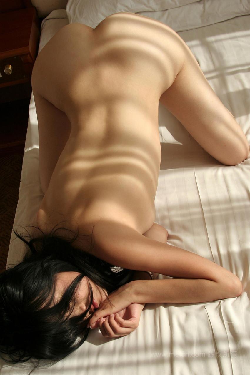 【中国人ヌードエロ画像】日本人に近いアジア人種だけあって違和感の無い中国人ヌード! 37