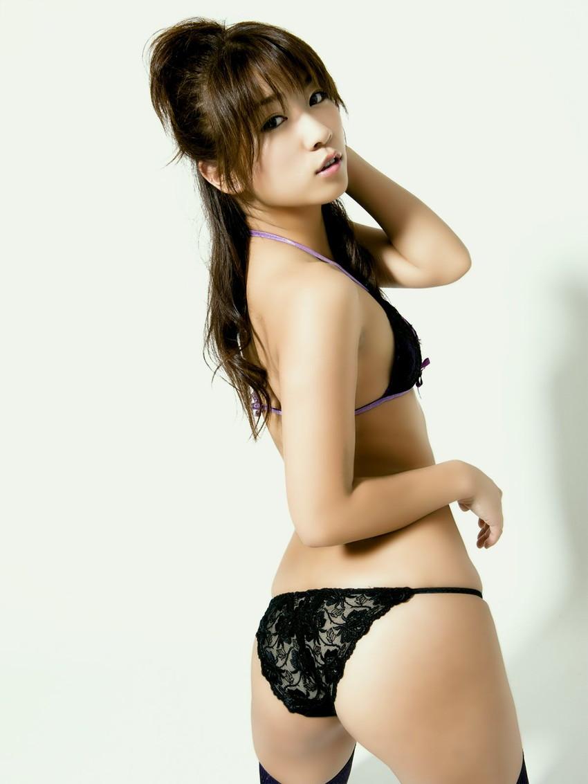 【セクシーランジェリーエロ画像】強いセックスアピール!セクシー下着でより大人な女に!? 15