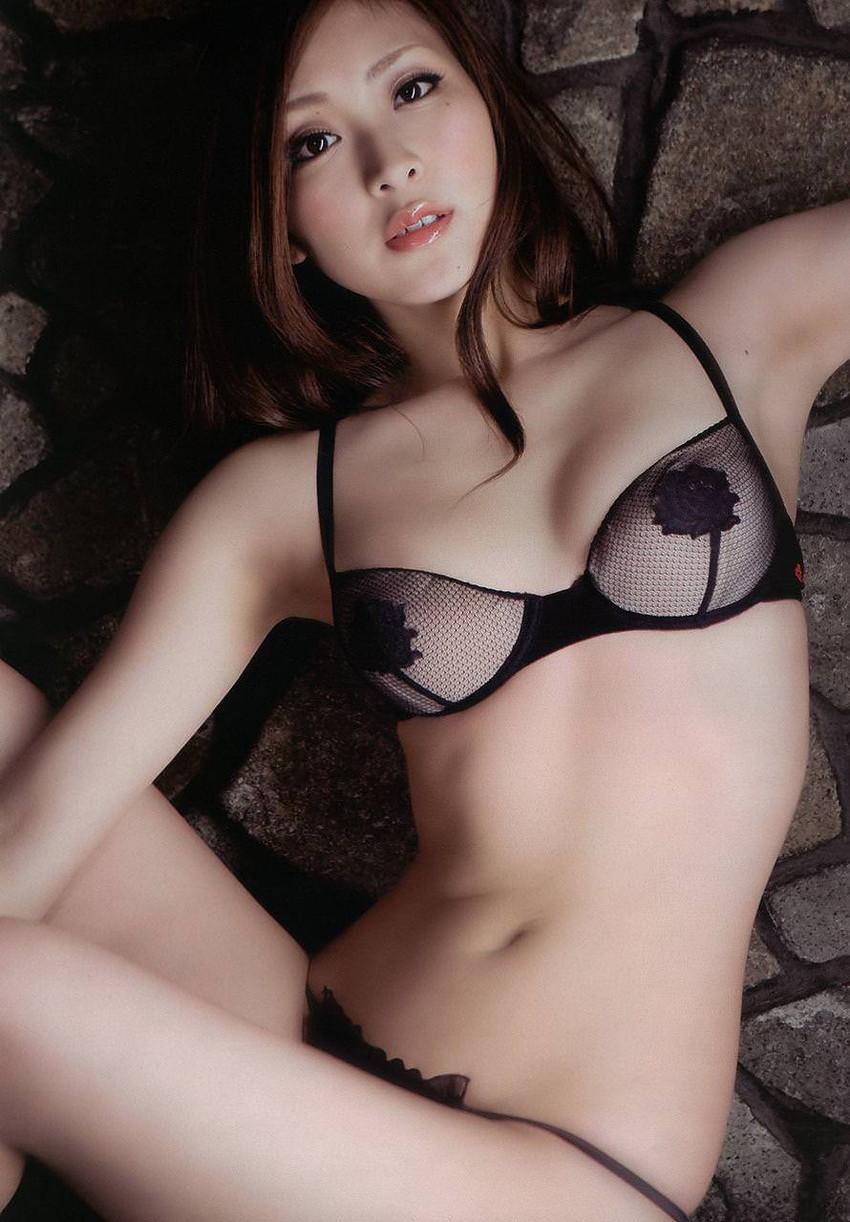 【セクシーランジェリーエロ画像】強いセックスアピール!セクシー下着でより大人な女に!? 50