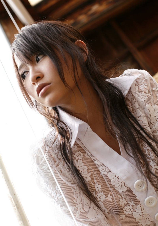 【シースルーエロ画像】シースルーで裸体がスケスケ!鼻血モノのシースルー衣装! 23