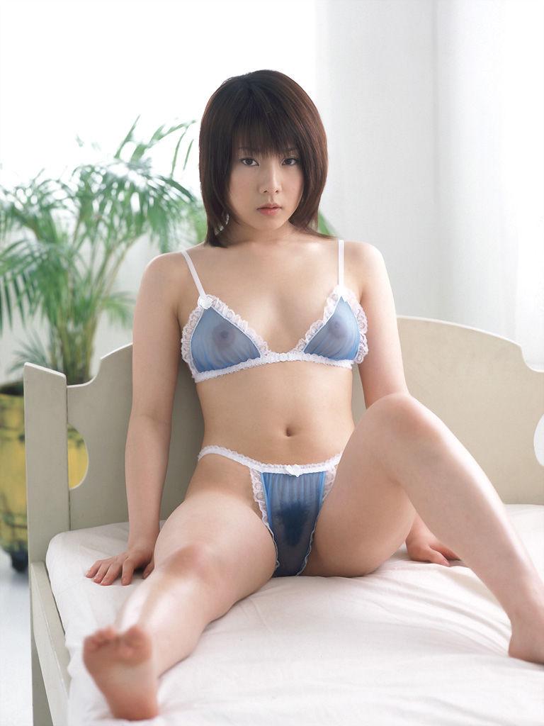 【シースルーエロ画像】シースルーで裸体がスケスケ!鼻血モノのシースルー衣装! 40
