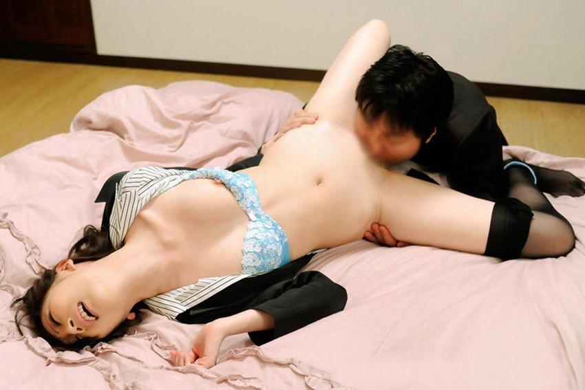 【クンニエロ画像】クンニされて悦顔のオンパレード!クンニ好き女子のエロ画像 47