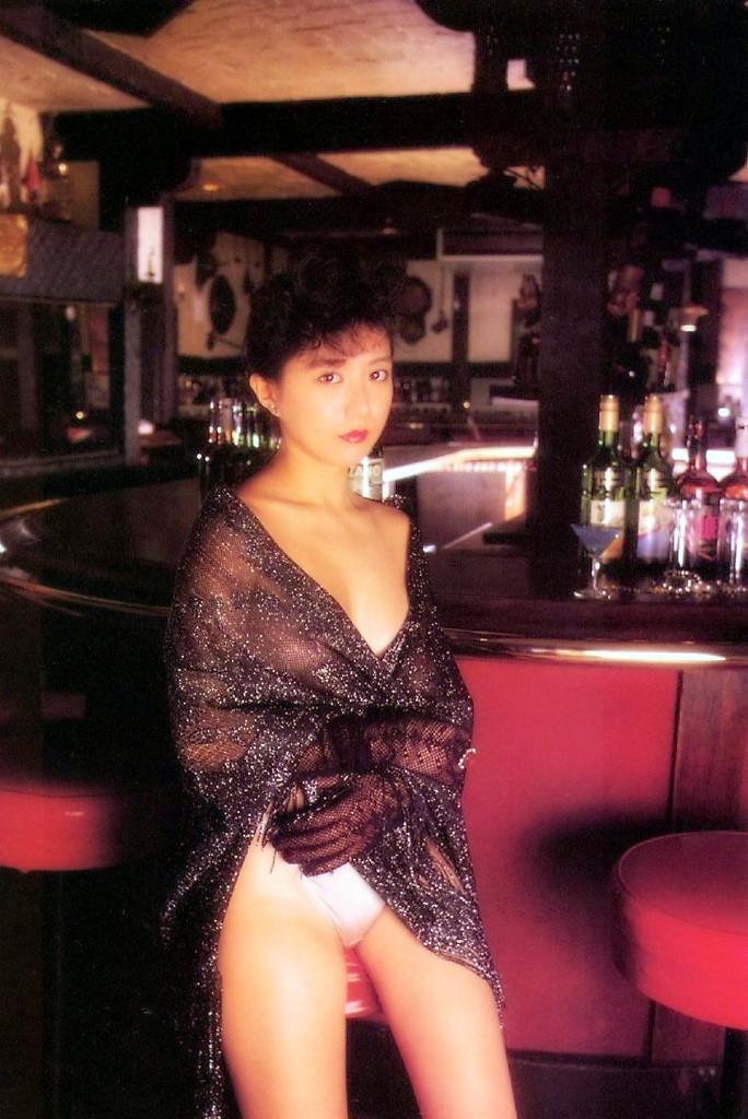 【小林ひとみエロ画像】年をとってもやっぱり美しい昭和のAV女優!小林ひとみ 08