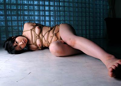 【拘束エロ画像】拘束された身動きのとれない女を陵辱する興奮!