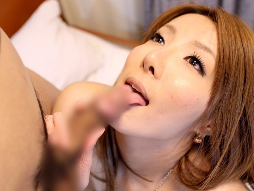 【フェラチオエロ画像】まどろむような快感、女の子の口で天国に導かれるフェラチオ! 40
