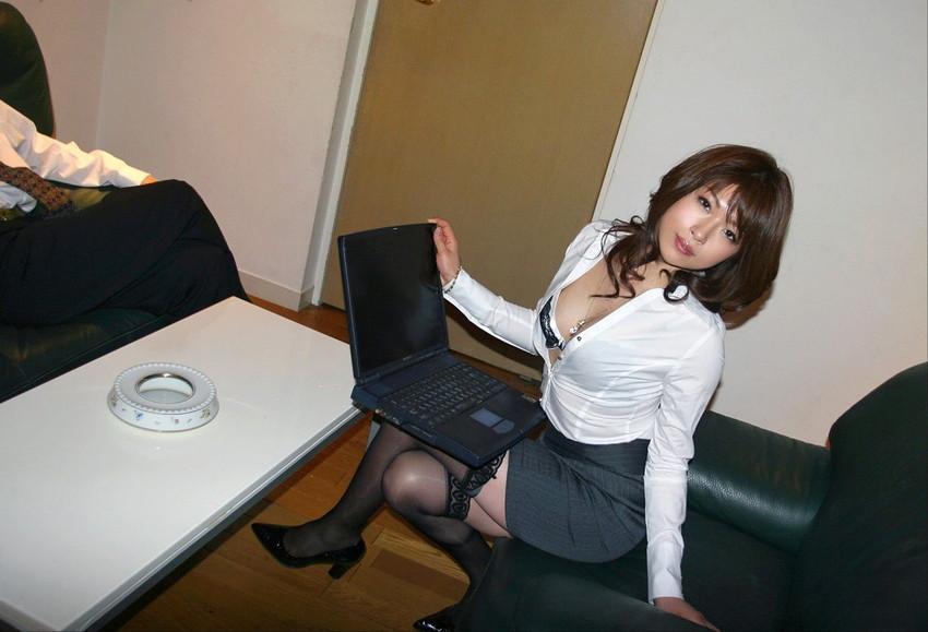 【職業コスプレエロ画像】職業別!コスプレ女子の破廉恥すぎるエロ画像! 25
