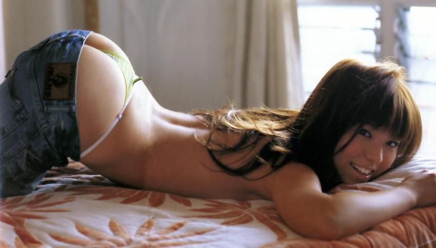 【美尻エロ画像】こんなエロ美しい尻なら尻フェチならずもフル勃起だな! 47