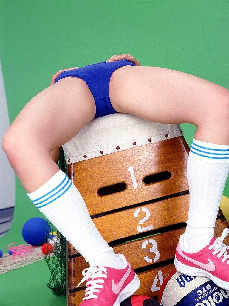 【体操服+ブルマエロ画像】やっぱりこの組み合わせが最高!ブルマ好きなやつ集まれ! 43