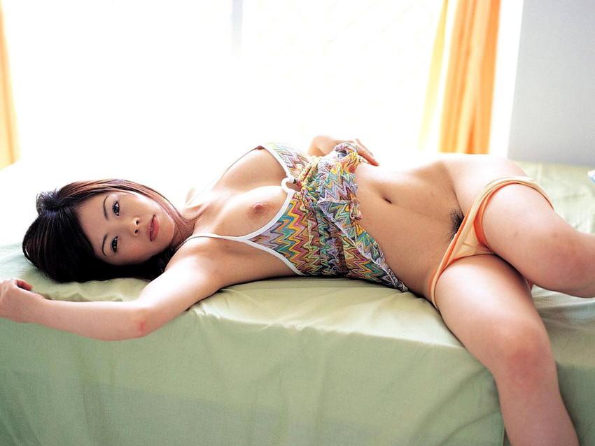【紋舞らんエロ画像】某アイドルに激似!?好感度の高い元AV女優! 55