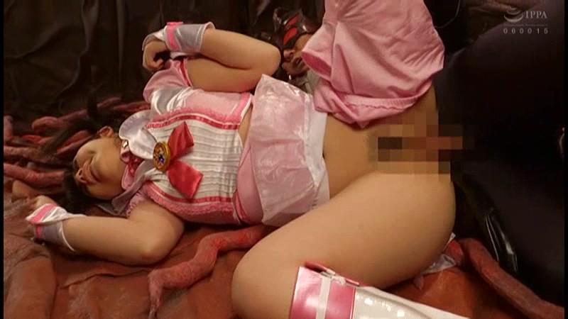 【ヒロインエロ画像】ヒロインコスの美少女達が拉致監禁されたり輪姦調教されて性奴隷堕ちしちゃってるヒロインエロ画像集 59