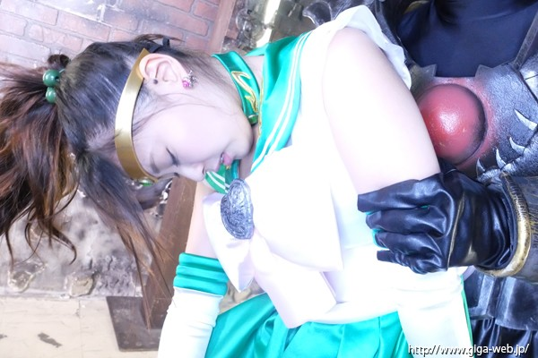 【ヒロインエロ画像】ヒロインコスの美少女達が拉致監禁されたり輪姦調教されて性奴隷堕ちしちゃってるヒロインエロ画像集 69