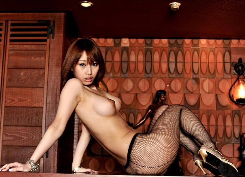 【網タイツエロ画像】女体の肉がムッチムチに喰い込んでる網タイツをビッリビリに破りたい網タイツエロ画像集w 09