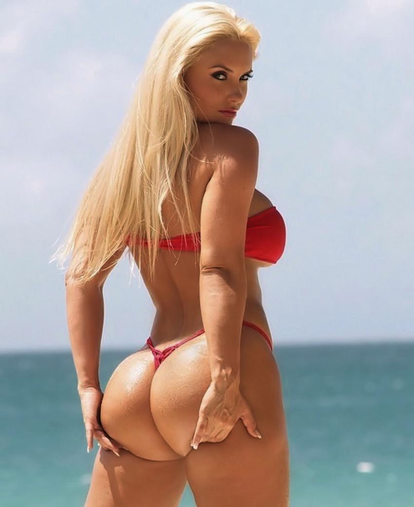 【ブラジル人エロ画像】地球の裏側ですげぇデカ尻爆乳のエロボディブラジル人がいるの知ってた?ww 44