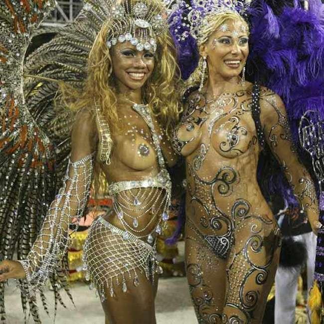 【ブラジル人エロ画像】地球の裏側ですげぇデカ尻爆乳のエロボディブラジル人がいるの知ってた?ww 64
