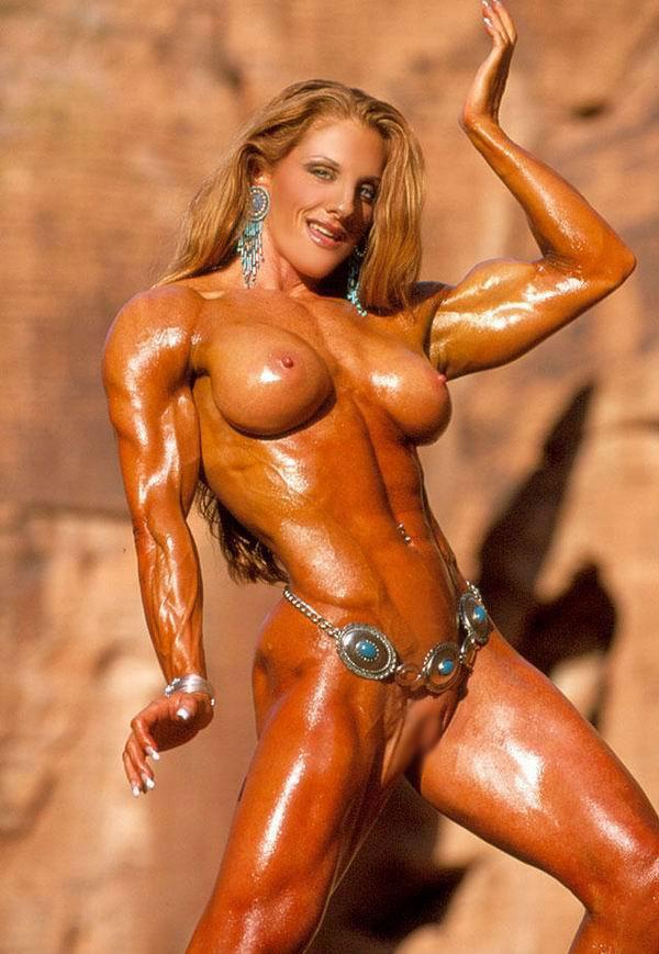 【筋肉女子エロ画像】性欲の塊のような逆レイプ回避不可能そうな筋肉女子のエロ画像集!ww 04