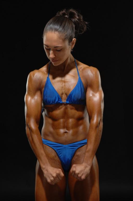 【筋肉女子エロ画像】性欲の塊のような逆レイプ回避不可能そうな筋肉女子のエロ画像集!ww 05