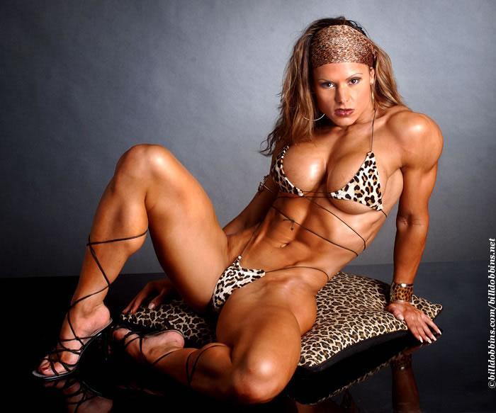 【筋肉女子エロ画像】性欲の塊のような逆レイプ回避不可能そうな筋肉女子のエロ画像集!ww 14