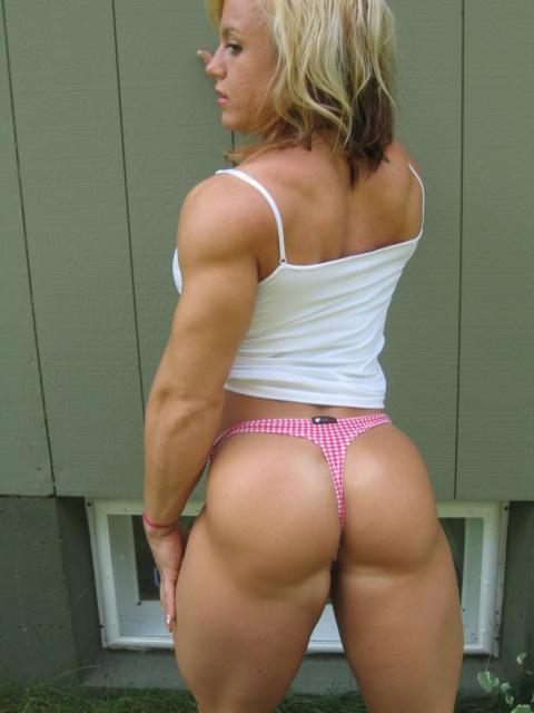 【筋肉女子エロ画像】性欲の塊のような逆レイプ回避不可能そうな筋肉女子のエロ画像集!ww 38