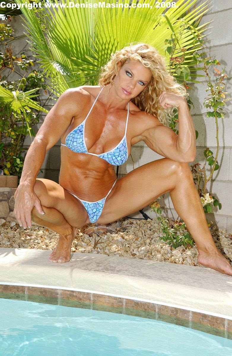 【筋肉女子エロ画像】性欲の塊のような逆レイプ回避不可能そうな筋肉女子のエロ画像集!ww 48