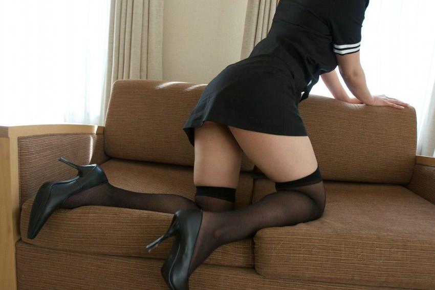 【ニーハイソックスエロ画像】ロリで細身の美脚美少女がニーハイソックス履いてM字開脚してきたら確実に勃起!ww 02