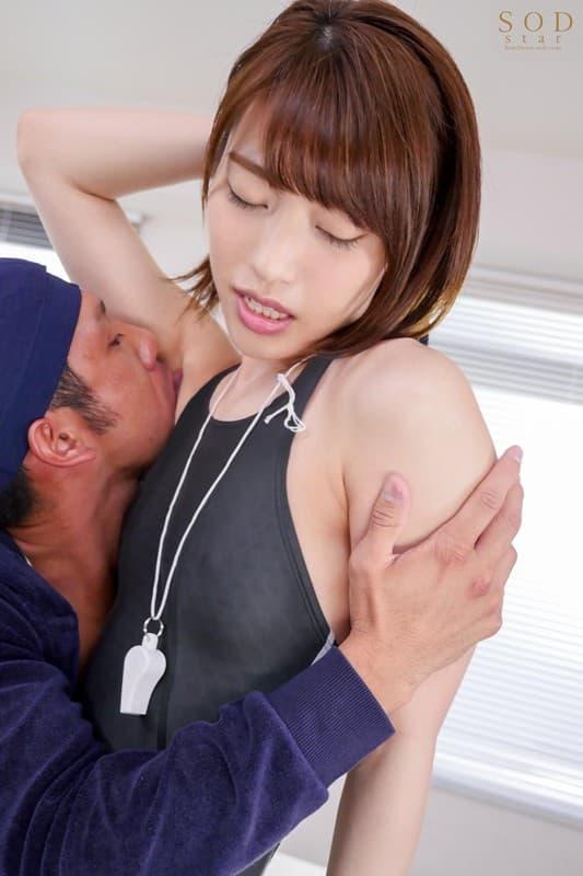 【脇舐めエロ画像】女性の新たな性感帯として新発見!汗ばんでムレて臭う脇の下を舐められ恥じらいながらも感じちゃってる脇舐めエロ画像集!w 46