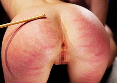 【スパンキングエロ画像集】ナマイキな美女にスパンキングでSMプレイ!尻叩きで性奴隷調教するスパンキングエロ画像集ww 02