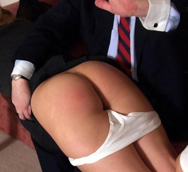 【スパンキングエロ画像集】ナマイキな美女にスパンキングでSMプレイ!尻叩きで性奴隷調教するスパンキングエロ画像集ww 23