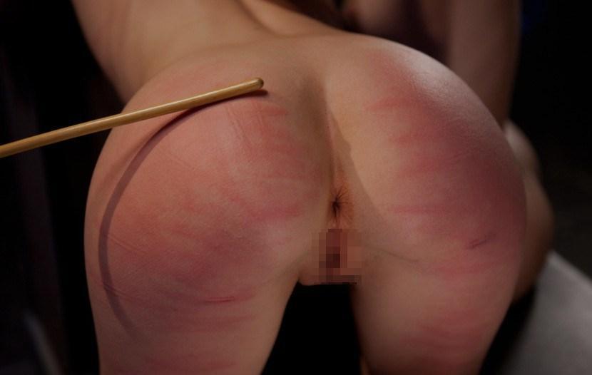 【スパンキングエロ画像集】ナマイキな美女にスパンキングでSMプレイ!尻叩きで性奴隷調教するスパンキングエロ画像集ww 46