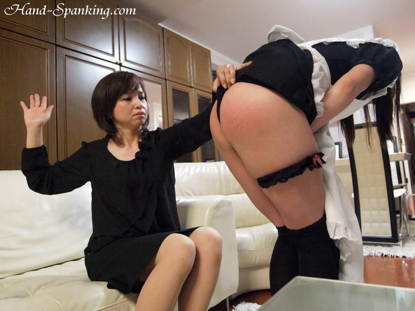 【スパンキングエロ画像集】ナマイキな美女にスパンキングでSMプレイ!尻叩きで性奴隷調教するスパンキングエロ画像集ww 47