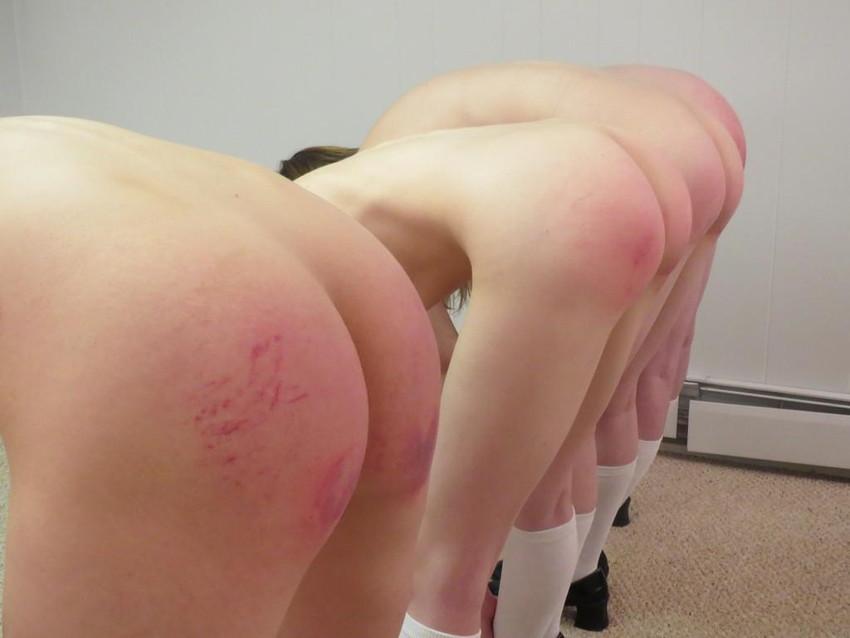 【スパンキングエロ画像集】ナマイキな美女にスパンキングでSMプレイ!尻叩きで性奴隷調教するスパンキングエロ画像集ww 48