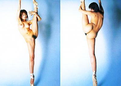 【Y字バランスエロ画像】体幹に自身のある美女がY字バランスしておまんこおっぴろげ状態になってるY字バランスのエロ画像集!ww【80枚】