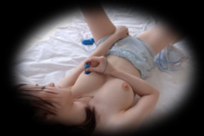 【オナニー盗撮エロ画像】一人で愉しむオナニーを盗撮されて人生アウト過ぎる女の子のオナニー盗撮のエロ画像集!ww【80枚】 47