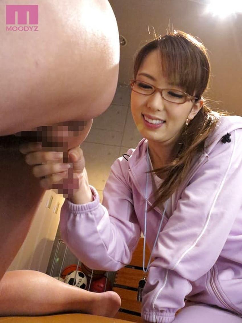 【メガネ女教師エロ画像】インテリ感満載のメガネとタイトスカートで誘惑してくれるメガネ女教師のエロ画像集!ww【80枚】 64