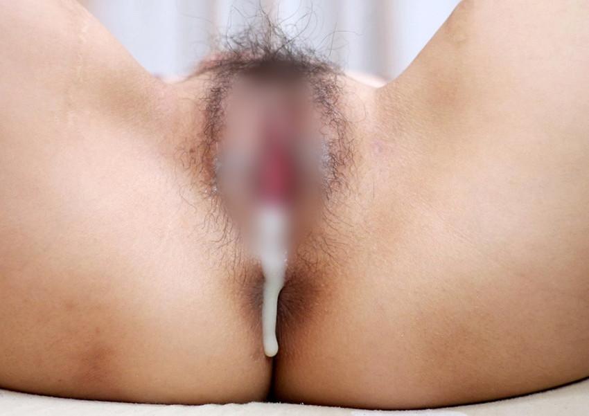 【中出しエロ画像】合意かどうかは不明だが美女がガチで膣内射精されてる中出しのエロ画像集!ww【80枚】 28