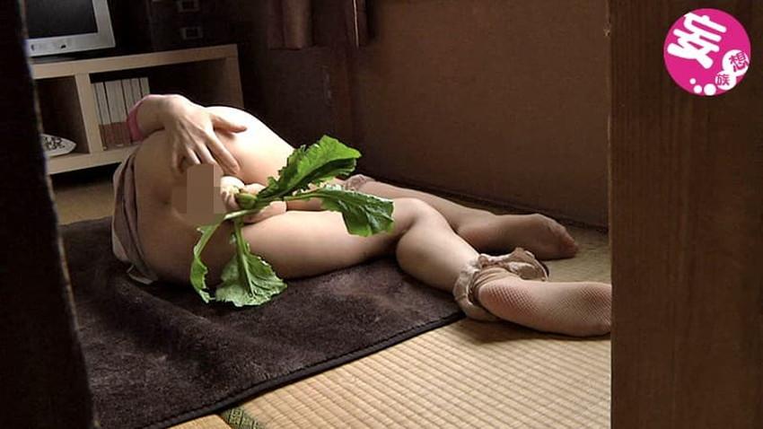 【エロ画像】ガバマン女子がおまんこにちんぽやバイブ以外の異物をブチ込まれて中イキしてる異物挿入のエロ画像集!ww【80枚】 51
