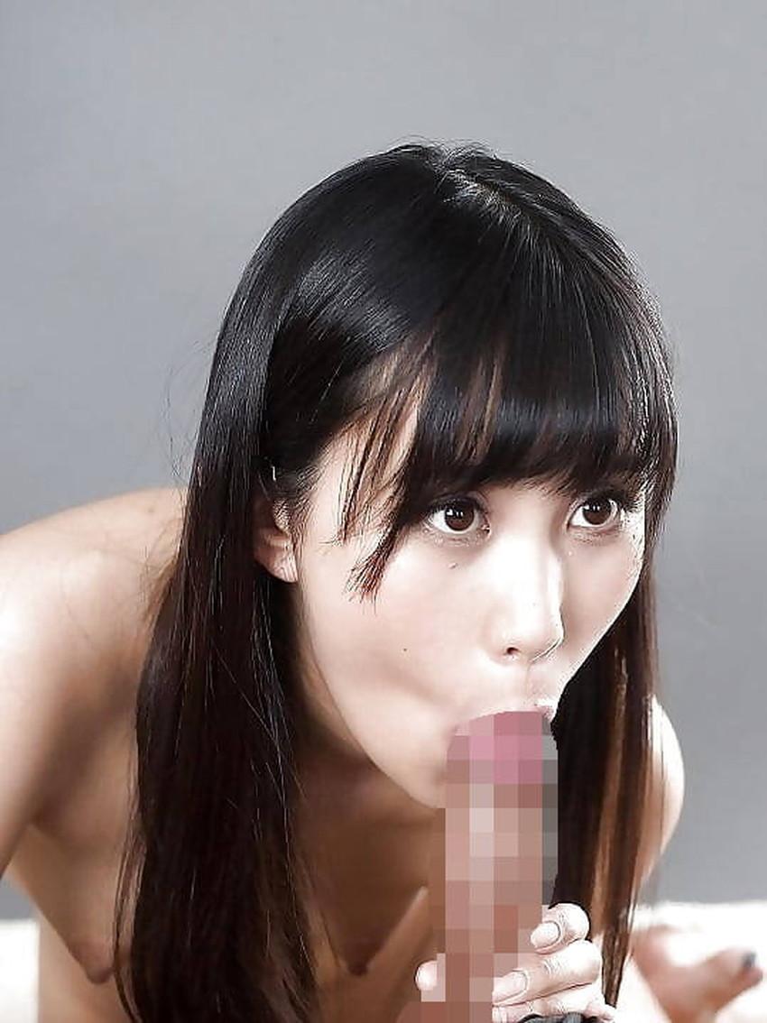 【バキュームフェラエロ画像】フェラ大好き痴女がちんぽを吸い取りそうな吸引力でおしゃぶりしてるバキュームフェラのエロ画像集!ww【80枚】 52