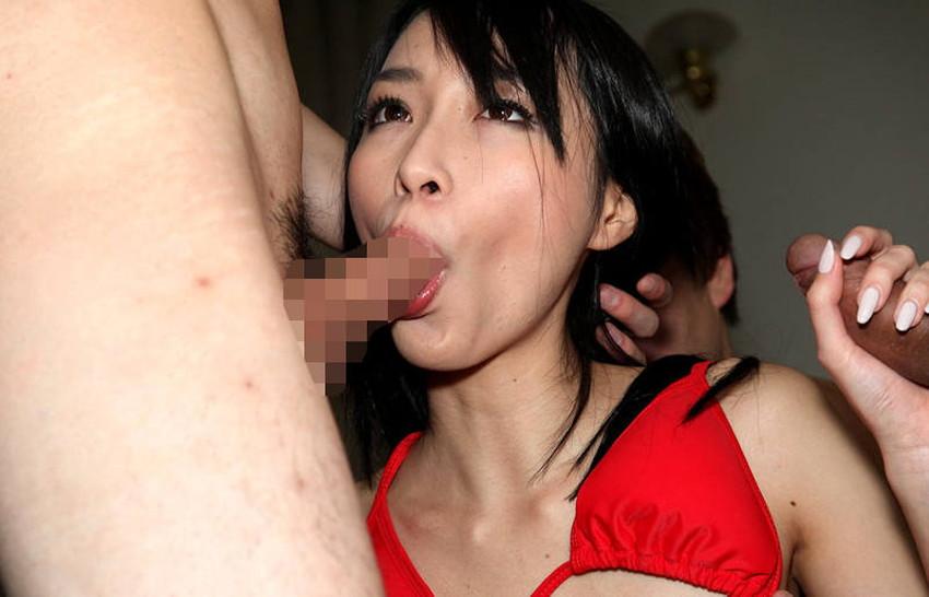 【バキュームフェラエロ画像】フェラ大好き痴女がちんぽを吸い取りそうな吸引力でおしゃぶりしてるバキュームフェラのエロ画像集!ww【80枚】 58