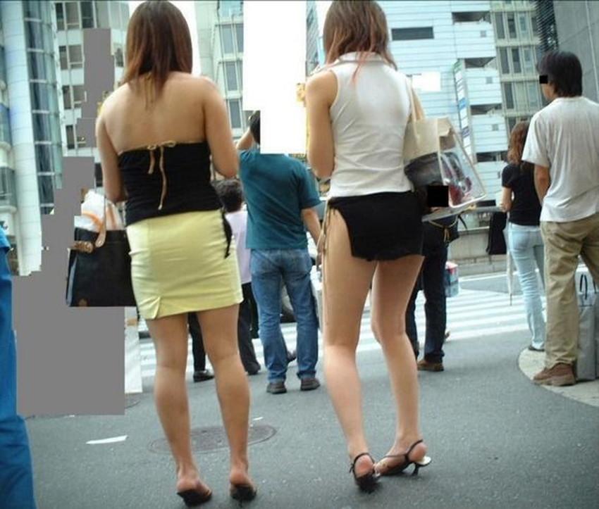 【スリットスカートエロ画像】タイトミニやスリットスカート腰の太ももやパンチラがセクシーすぎるスリットスカートのエロ画像集!ww【80枚】 21