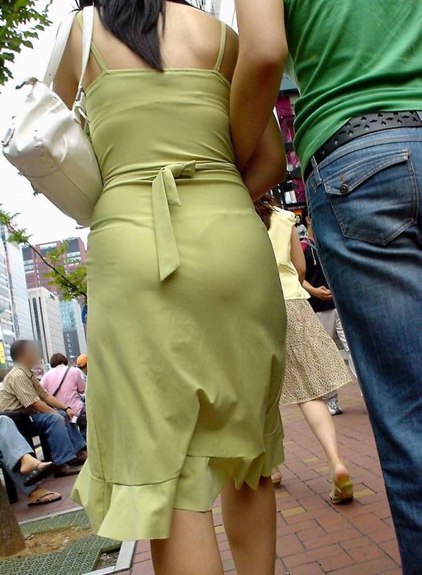 【ロングワンピースエロ画像】パン線丸見えのマキシ丈ワンピがエロ過ぎて着衣手マンで潮吹きさせちゃうロングワンピースのエロ画像!ww【90枚】 74