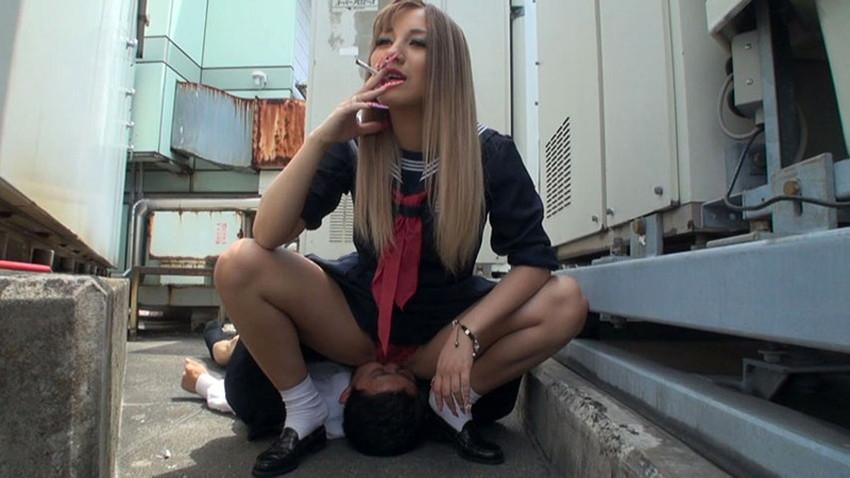 【ヤンキー少女エロ画像】オラついていてもクンニしたらアヘアヘになってカワイ過ぎるヤンキー少女のエロ画像集!ww【80枚】 13