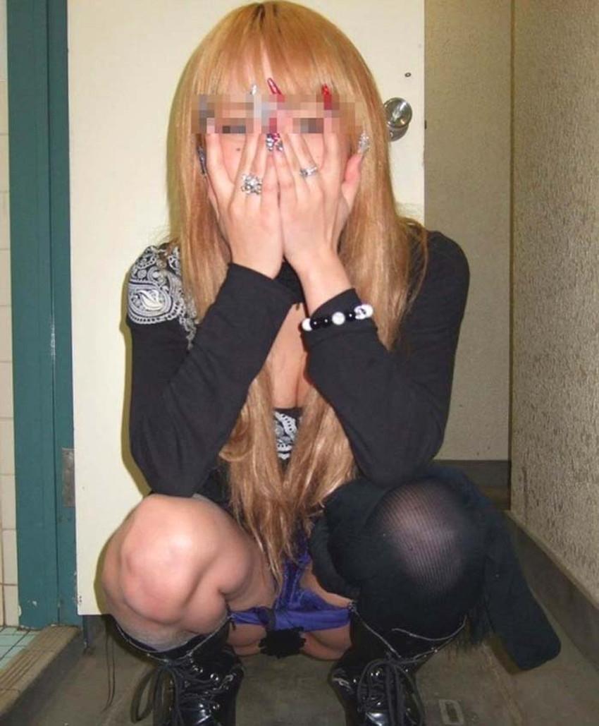【ヤンキー少女エロ画像】オラついていてもクンニしたらアヘアヘになってカワイ過ぎるヤンキー少女のエロ画像集!ww【80枚】 46