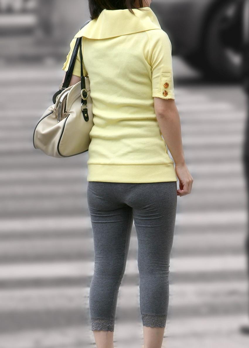 【レギンスエロ画像】美脚女子のパツパツレギンスをビリビリに破って股間に顔面を突っ込みたくなるレギンスのエロ画像集!ww【80枚】 57