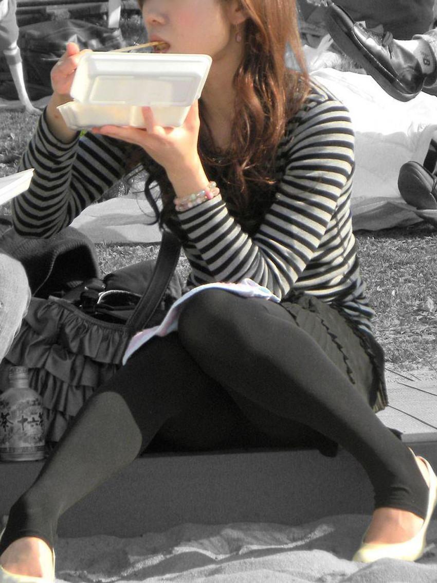 【レギンスエロ画像】美脚女子のパツパツレギンスをビリビリに破って股間に顔面を突っ込みたくなるレギンスのエロ画像集!ww【80枚】 79