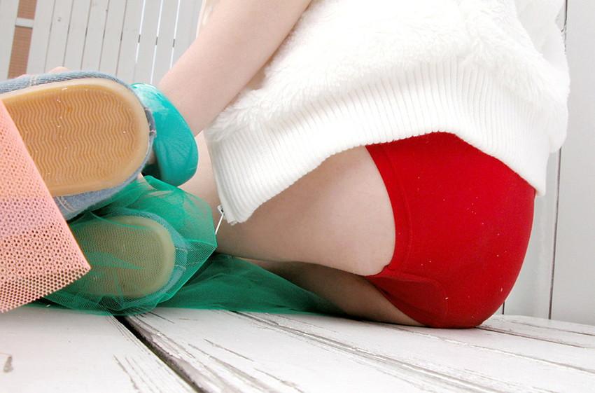 【フルバックショーツエロ画像】フルバックショーツでプリケツをすっぽり隠しているのにエロ過ぎる美尻娘たちのフルバックショーツのエロ画像集!ww【80枚】 24