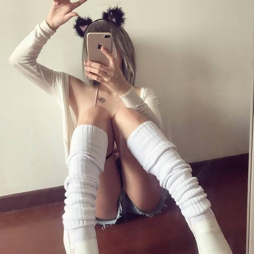 【着ぐるみエロ画像集】ロリフェイスな美少女達が着ぐるみでケモミミとおっぱいとおまんこをチラ見せさせてくれたら死んでもイイ!ww 57
