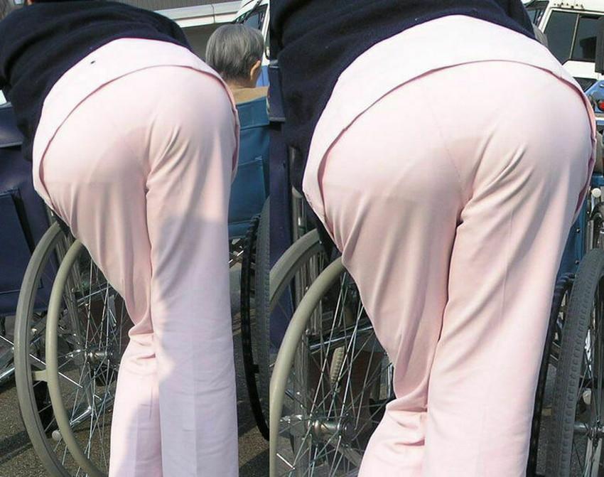 【パンツ透け透けエロ画像】薄手のスカートやズボンの素人娘のスケパンに盗撮したくなる衝動を抑えきれなくなるパンツ透け透けのエロ画像集!w【80枚】 75