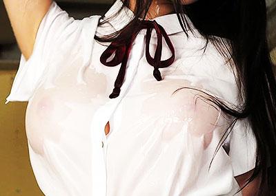 【びしょ濡れJKエロ画像】ぐぅカワJKの制服や体操服がびしょ濡れでブラジャーや乳首が透け透けになってるびしょ濡れJKのエロ画像集!w【80枚】